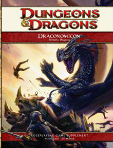 Draconomicon 2: Metallic Dragons