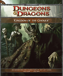 Kingdom of Ghouls